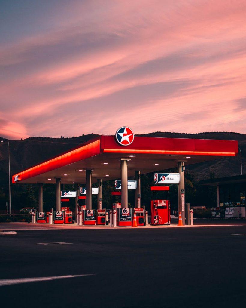 gas station broker bay area