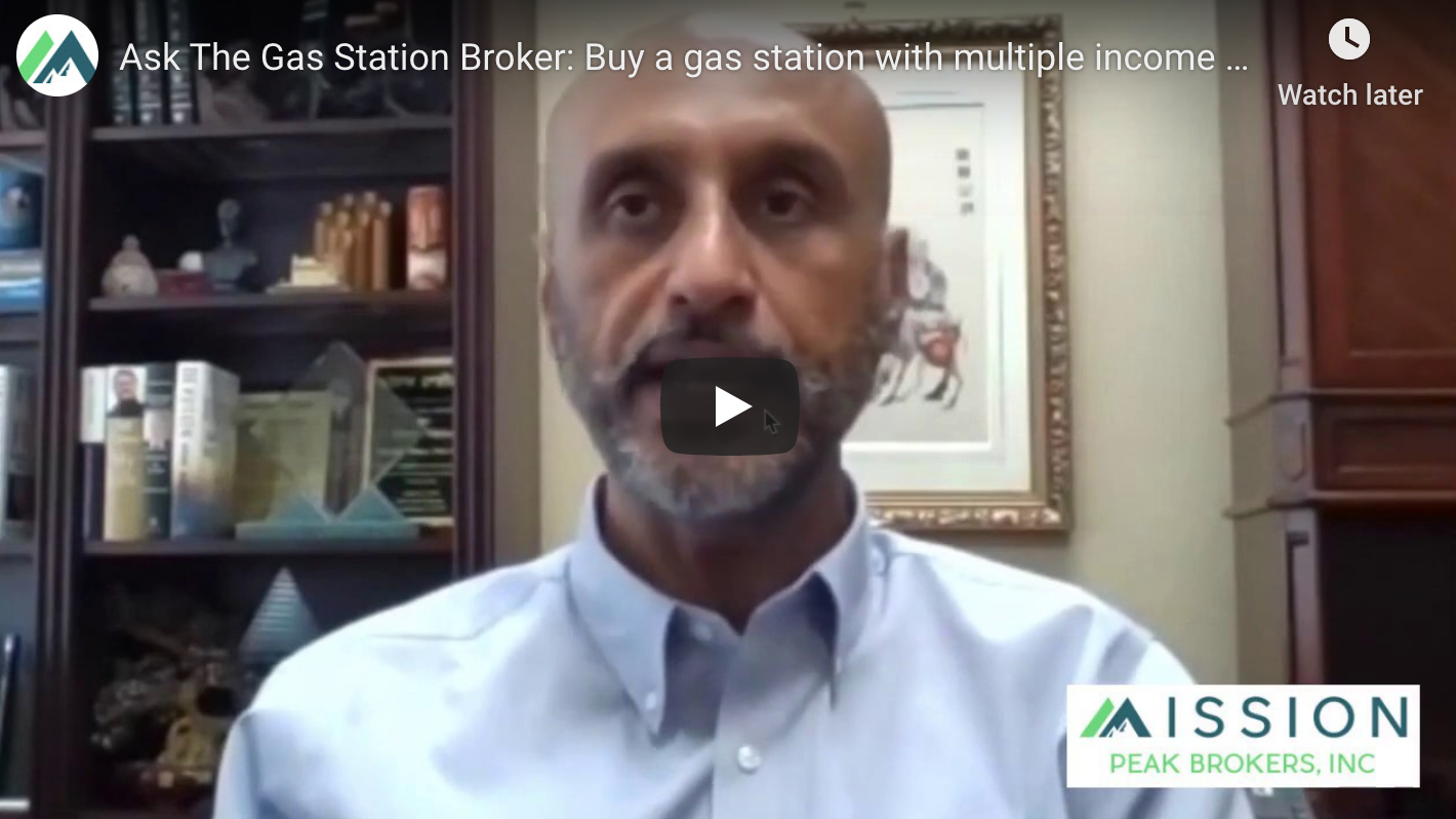 gas station brokers
