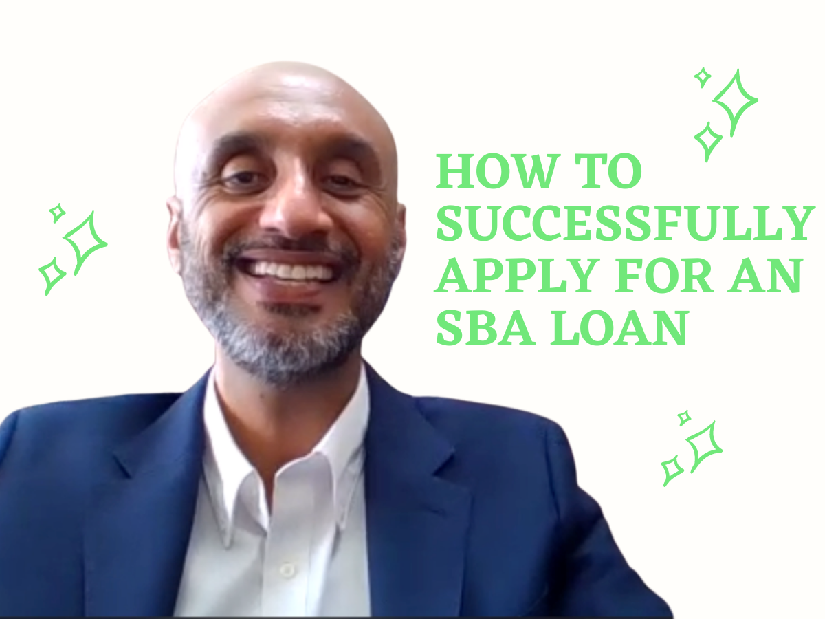 how to successfully apply for an sba loan