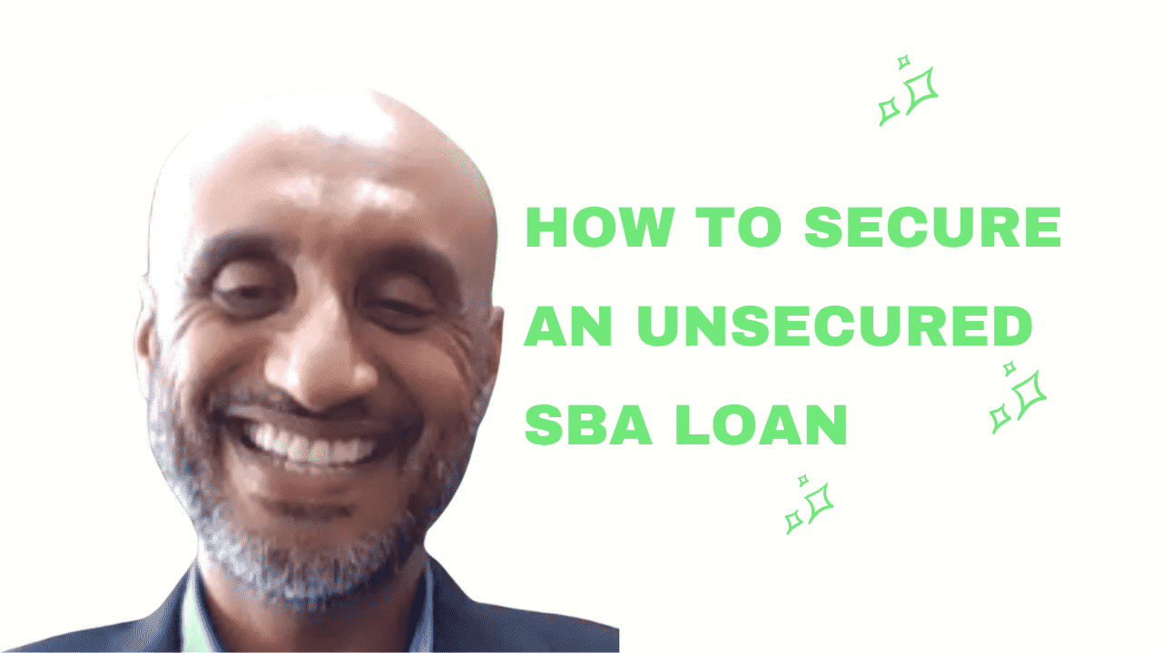 Expertly Increase Your Chances For An Unsecured SBA Loan Now