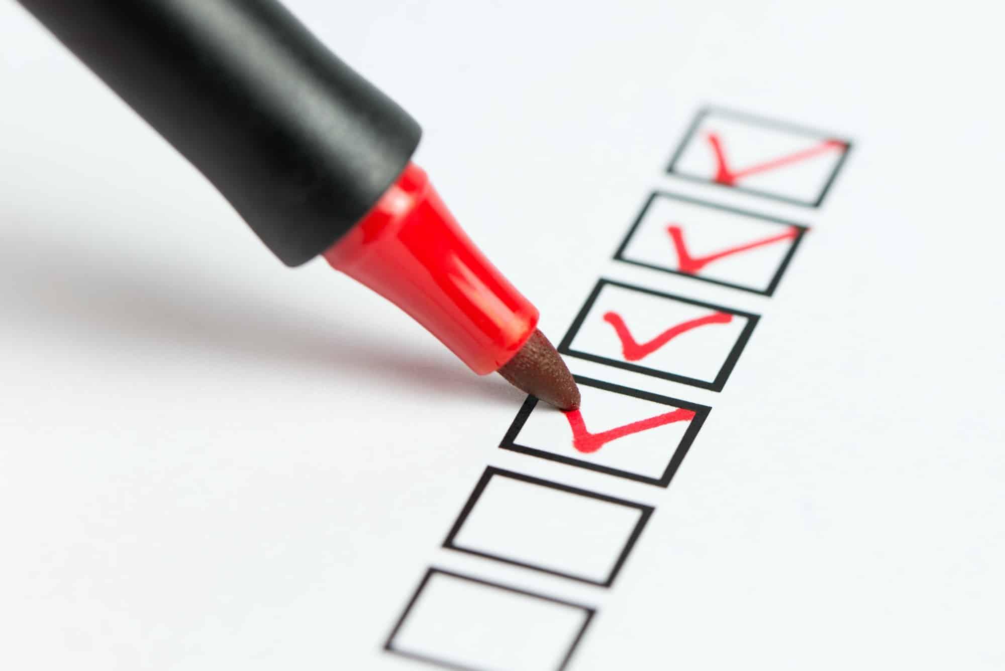Restaurant Business Buyer Checklist