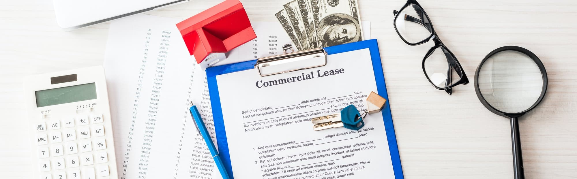 new leases in restaurant business sales